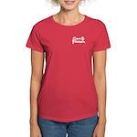 Cox & Forkum Logo Women's Dark T-Shirt