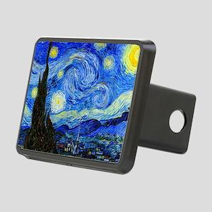 Van Gogh Rectangular Hitch Cover