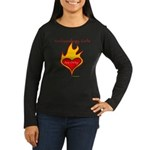 Archaeology Girls Are Dirty!  Women's Long Sleeve