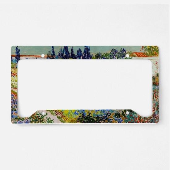 miniposter License Plate Holder