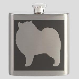 keeshondhitch Flask