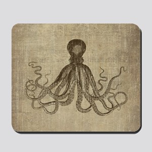 Lord Bodner Octopus Triptych Mousepad