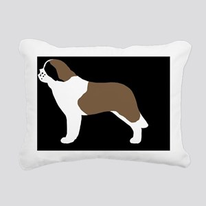 stbernardhitch Rectangular Canvas Pillow