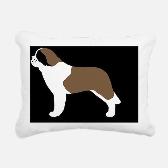stbernardhitch Rectangular Canvas Pillow