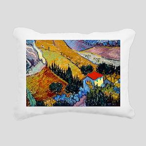 miniposter Rectangular Canvas Pillow