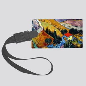 miniposter Large Luggage Tag