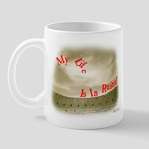 My Life Is In Ruins - Chaco Canyon Mug