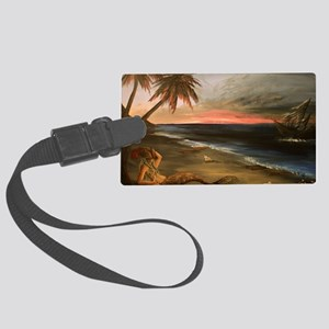 Lost and Found Large Luggage Tag