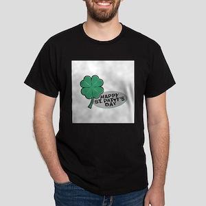 Shamrock - St. Paddy's Day Dark T-Shirt