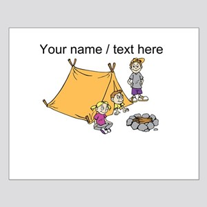 Custom Kids Camping Posters