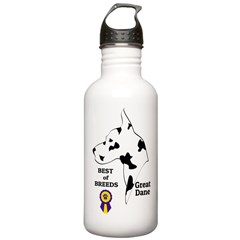 GreatDFawnTee Water Bottle