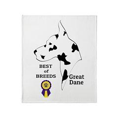 GreatDFawnTee Throw Blanket