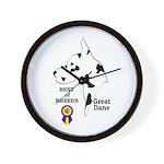 GreatDFawnTee Wall Clock