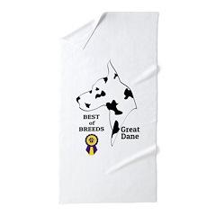 GreatDFawnTee Beach Towel