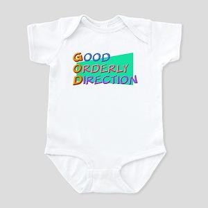 GOD Good Orderly Direction Infant Bodysuit