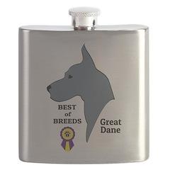 GreatDFawnTee Flask