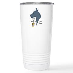 GreatDFawnTee Travel Mug