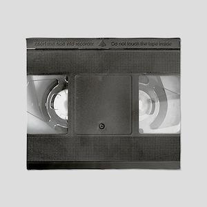 VHS tape Throw Blanket