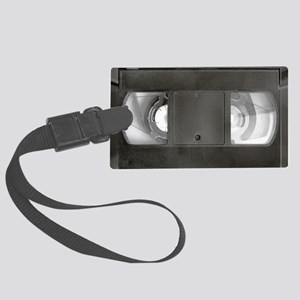VHS tape Large Luggage Tag