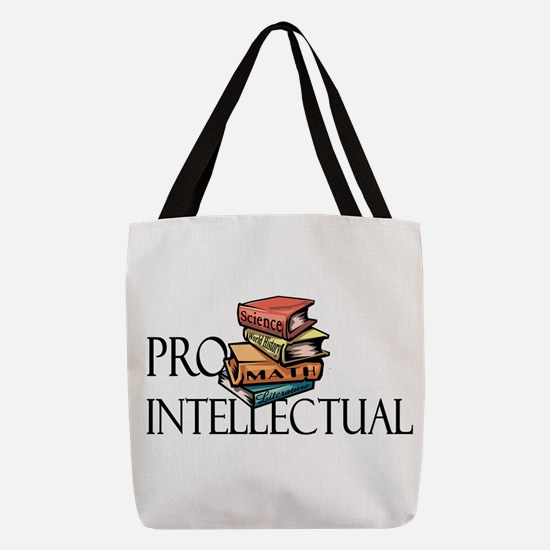 Prointellectualism Polyester Tote Bag