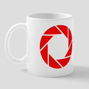 Double Aperture Mug