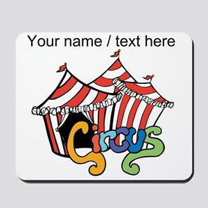 Custom Circus Mousepad