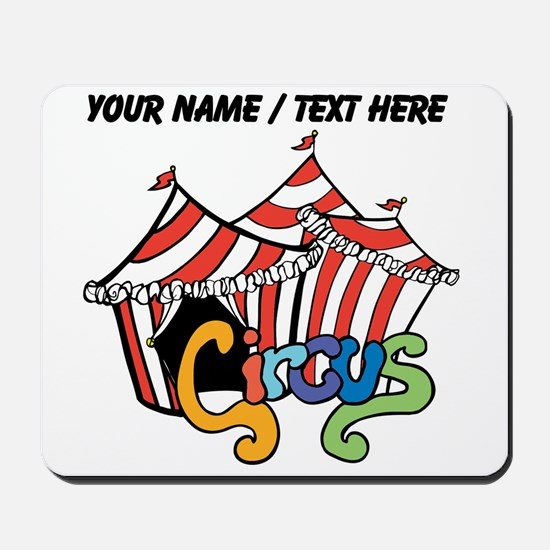 Custom Circus Mousepad