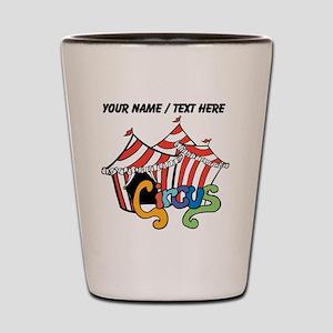 Custom Circus Shot Glass