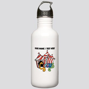 Custom Circus Water Bottle