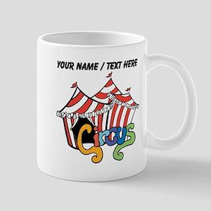 Custom Circus Mugs