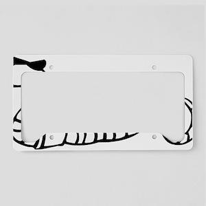 00037_Worm License Plate Holder