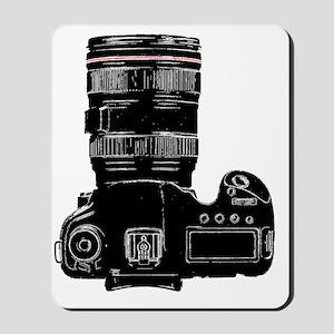 Camera Up! Mousepad