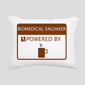 Biomedical Engineer Powe Rectangular Canvas Pillow