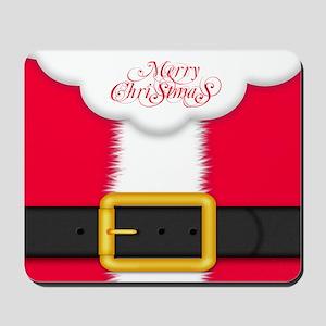 Merry Christmas King Duvet Mousepad
