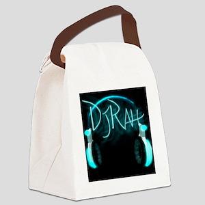 DJ Rah Logo 2012 Canvas Lunch Bag
