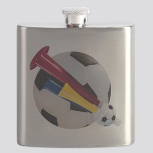 Football-Vuvuzela Flask