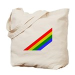 ZX Spetrum Stripe Retro Tote Bag