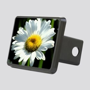 Cheery Daisy Rectangular Hitch Cover