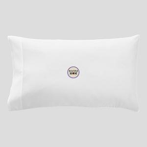 Poodle Dog Mom Pillow Case