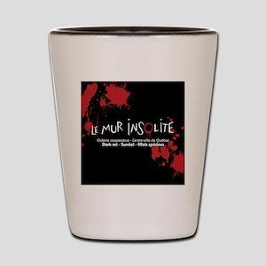 Mur insolite 02 - Reusable bag Shot Glass