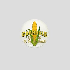 Cornhole Mini Button