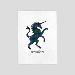 Unicorn-Urquhart 5'x7'Area Rug