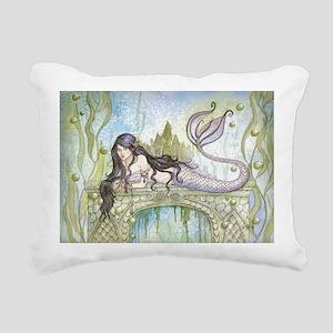 Lori Karels Mystical Art Rectangular Canvas Pillow