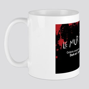Mur insolite 02 - Sticker 5x3in Mug