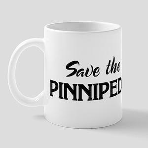 Save the PINNIPEDS Mug