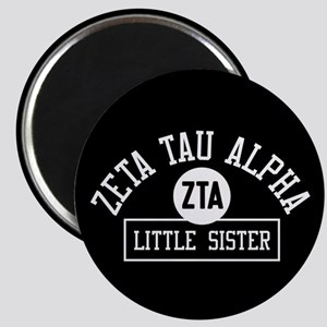 Zeta Tau Alpha Little Sister Magnet