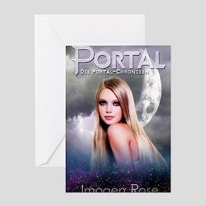 portal Greeting Card