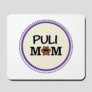 Puli Dog Mom Mousepad