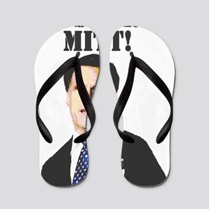 Outsource Mitt! Flip Flops
