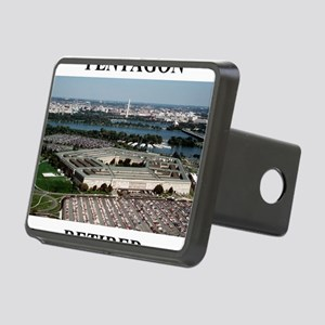 Pentagon - Retired 2 Rectangular Hitch Cover